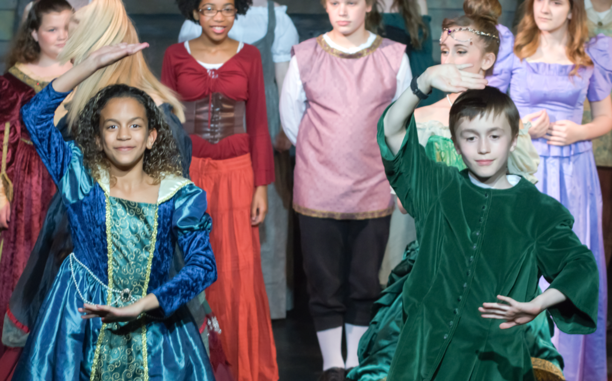 2020 Cyt Best Christmas Pageant Ever Musical Current Season   Clark Youth Theatre